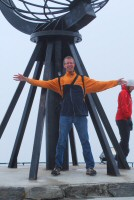 Me at the North Cape